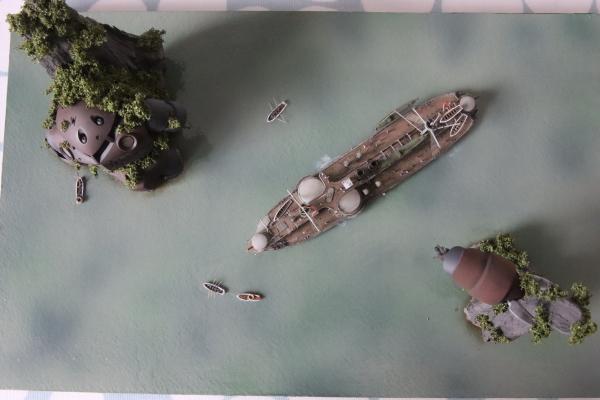 Maquettes et modélisme naval (bois, plastique,etc) - Portail Gundam12