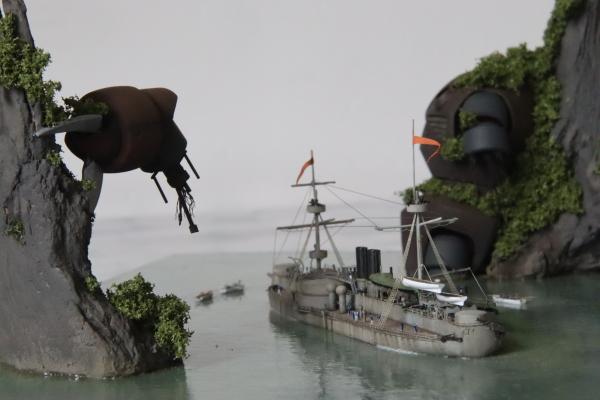 Maquettes et modélisme naval (bois, plastique,etc) - Portail Gundam14