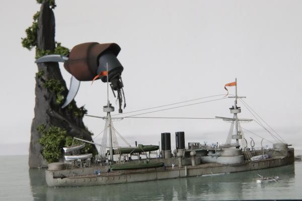 Maquettes et modélisme naval (bois, plastique,etc) - Portail Gundam15