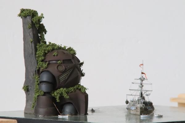 Maquettes et modélisme naval (bois, plastique,etc) - Portail Gundam17