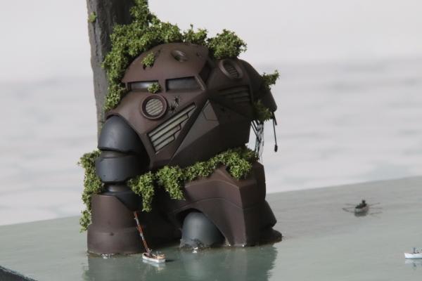 Maquettes et modélisme naval (bois, plastique,etc) - Portail Gundam18