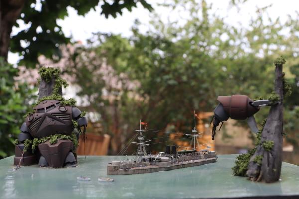 Maquettes et modélisme naval (bois, plastique,etc) - Portail Gundam21