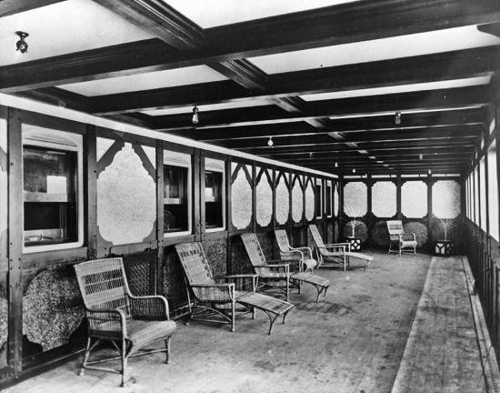 Titanic au 1/200 Trumpeter - Page 10 Pont_b10