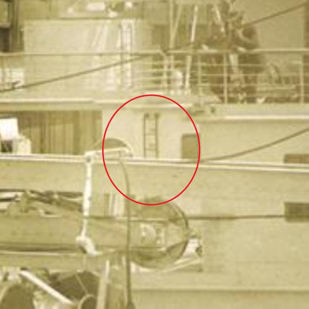 Montage Titanic Trumpeter 1/200 - Page 3 Sans_t14
