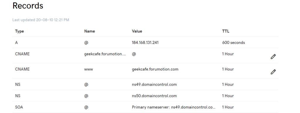registering forum address Annota14