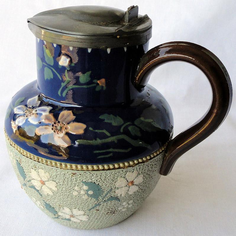 Langley Mill Pottery (Lovatt) - Derbyshire.  - Page 5 Vase110