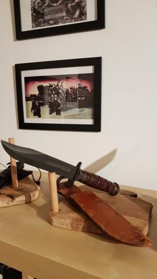 Mes quelques couteaux  20200918