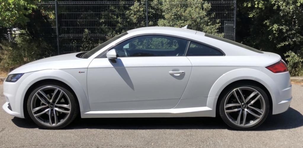 Nouveau venu Audi tt mk3 0a68c910