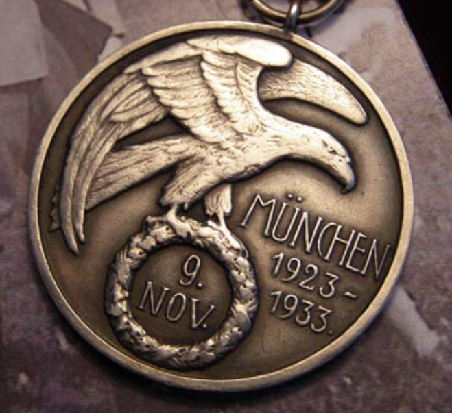 """Médaille de l'Ordre du Sang """"Blutorden"""" 04ab5810"""