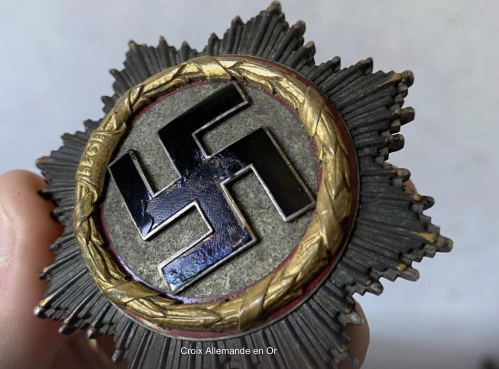 Avis croix allemande en or... C1b7c110