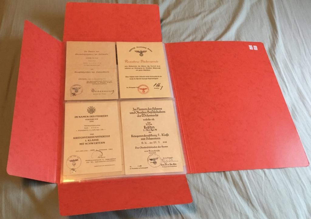 Comment conservez vous vos WP/diplomes/papiers Fd1e2710