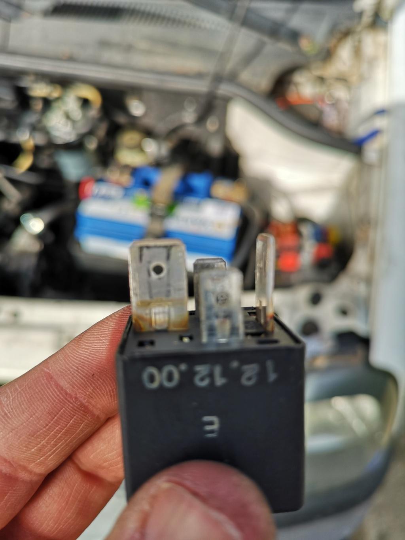 [ Fiat Doblo 1.9D an 2001 ] Démarrage difficile - Voyant préchauffage bougies Img_2013
