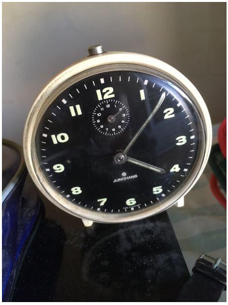 Reparação de relógio despertador antigo Jung10