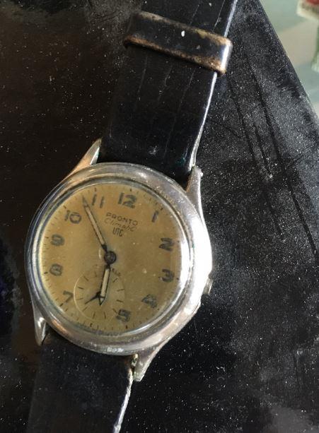 Reparação de relógio despertador antigo Pronto10
