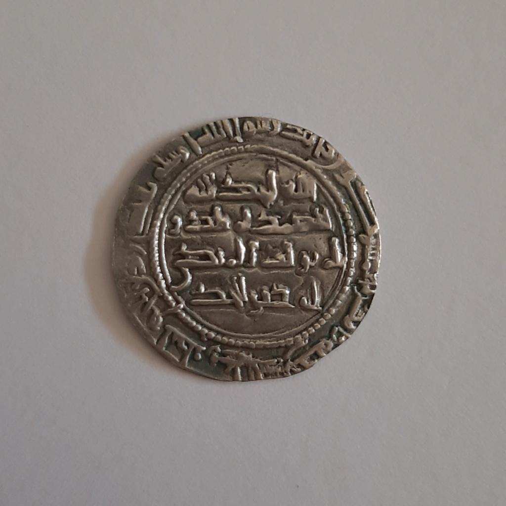 Dírham del 198 H, al-Ándalus, al-Hakam I 20210317