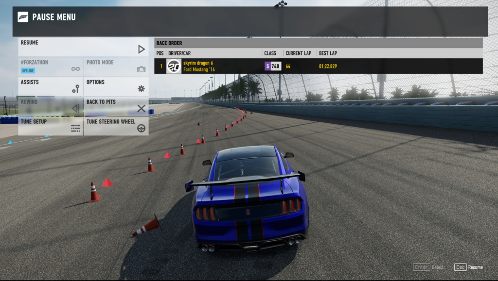 TEC R3 10 Hours of Homestead - GT4 Class 105% Verification Tora_h10