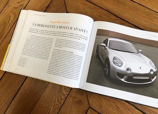 [Sujet officiel] Les voitures qui n'ont jamais vu le jour - Page 25 11904810