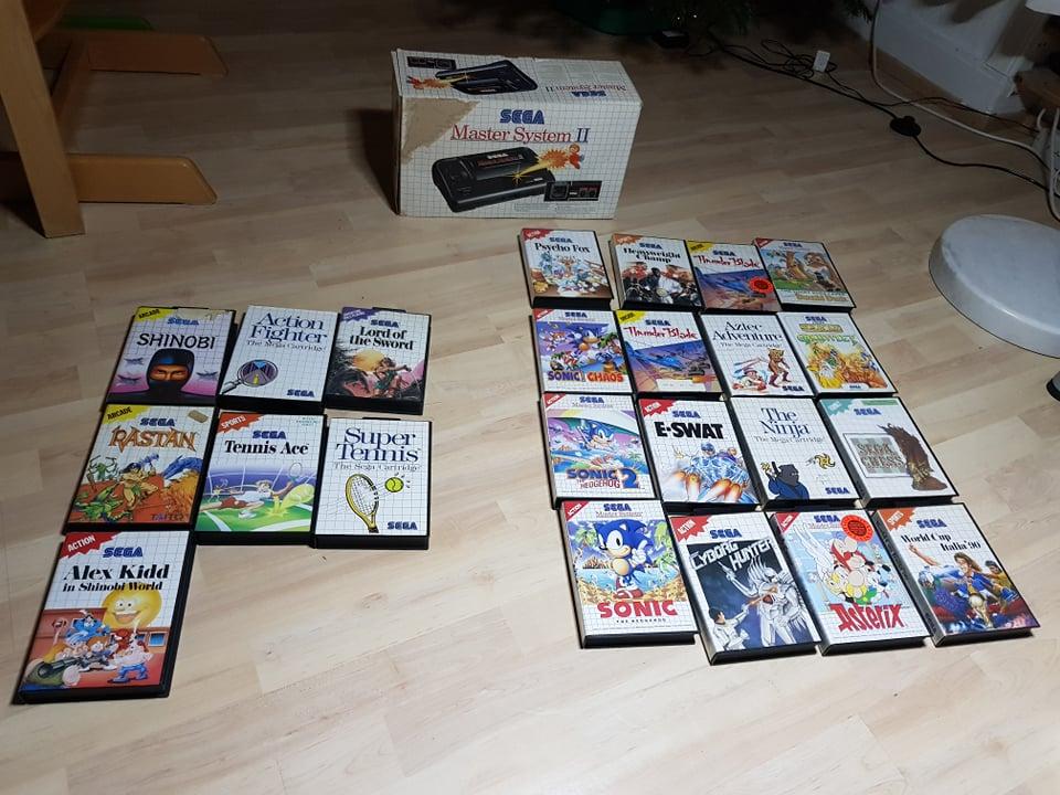 La collection qui grandit doucement d'abe_hokage Master11