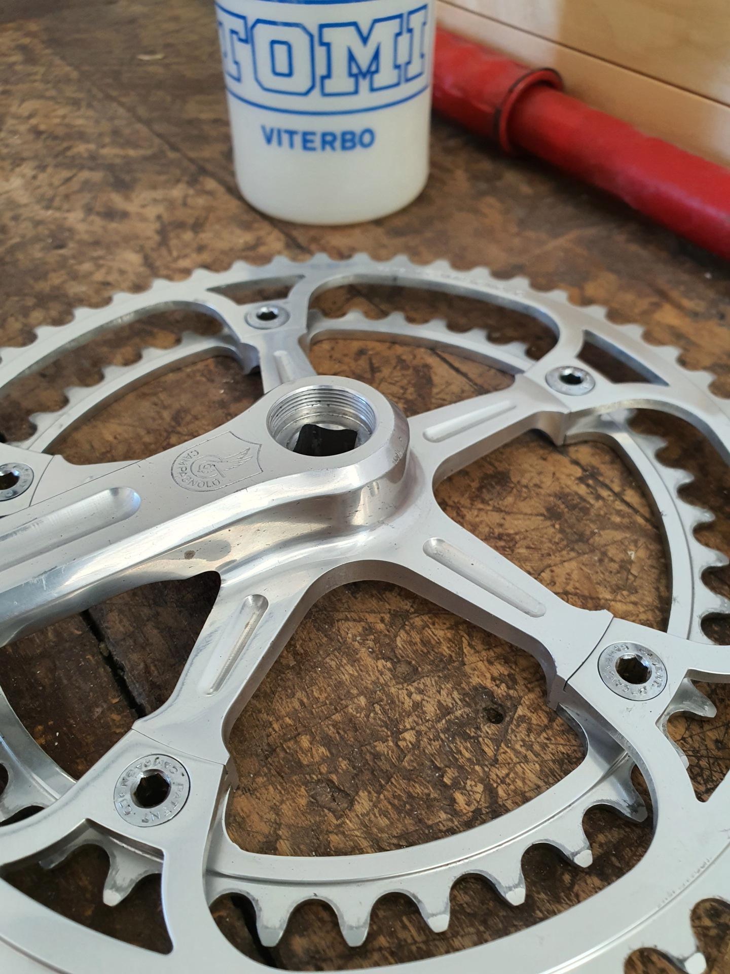 Restauration vélo TOMI 1977 (peut être). Cadre - peinture ou pas? 20211019