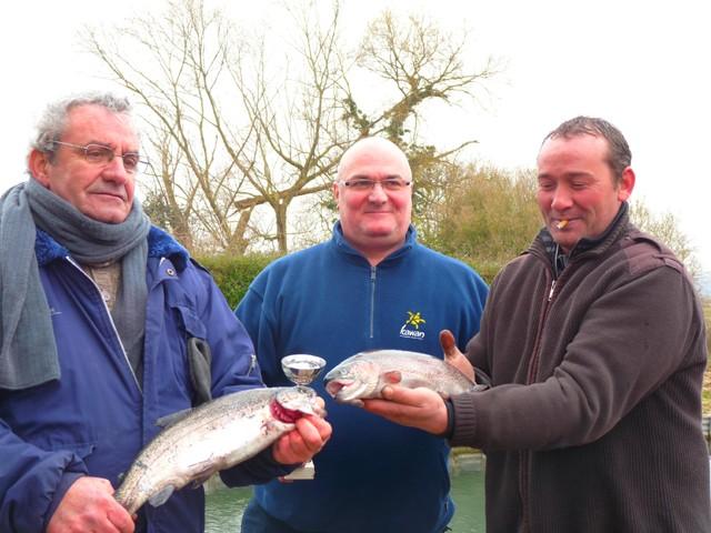 Journée pêche à la truite et plus ... Truite22