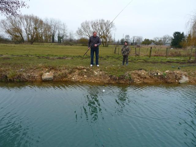 Journée pêche à la truite et plus ... Truite27