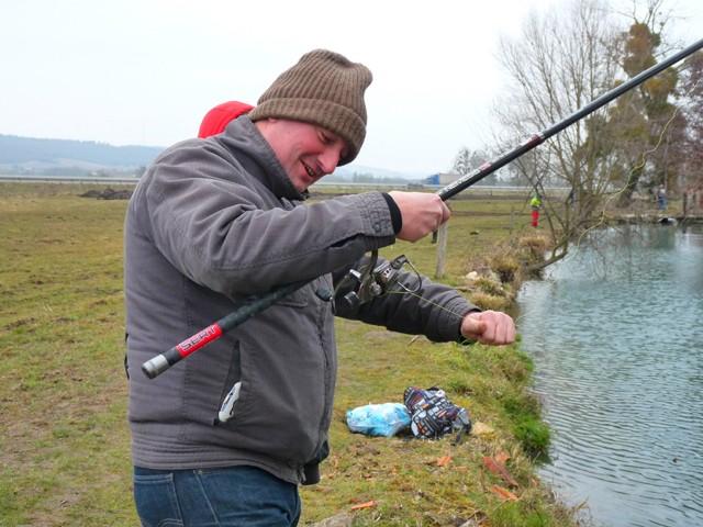 Journée pêche à la truite et plus ... Truite28