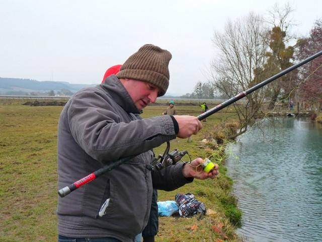 Journée pêche à la truite et plus ... Truite29