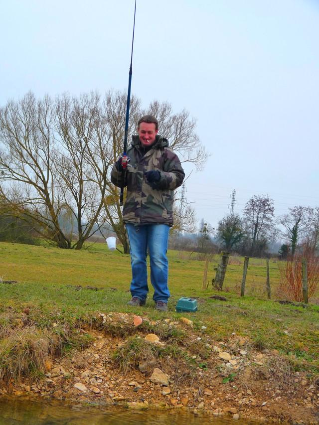 Journée pêche à la truite et plus ... Truite37