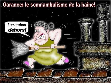 """caricatures d'internautes du forum """"politique""""  - Page 5 Garanc10"""