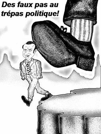 Forum B édition textes, dessins photos  - Page 7 Macron24