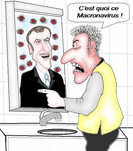 Forum B édition textes, dessins photos  - Page 7 Macron27