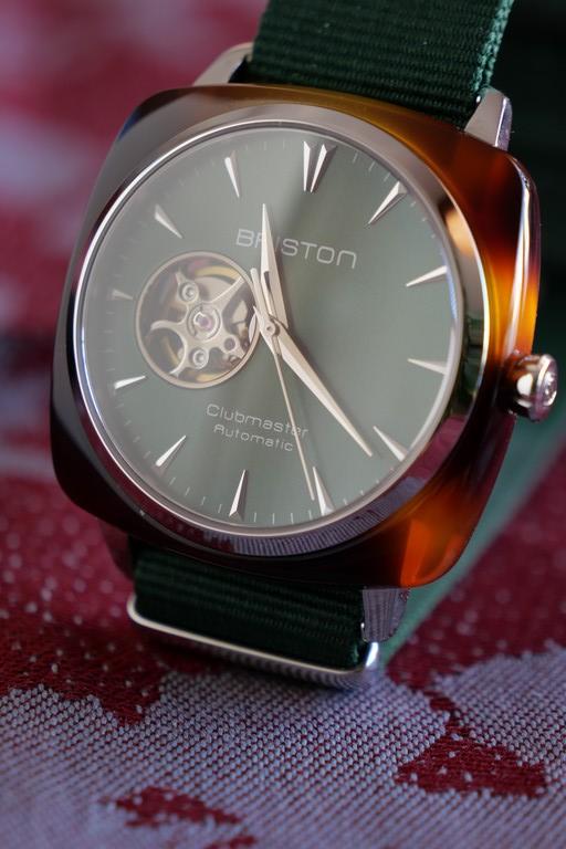 [revue] Briston Clumaster Iconic 410