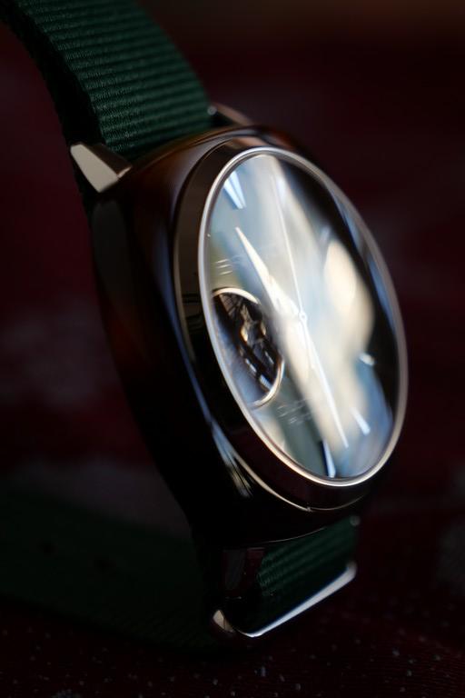 [revue] Briston Clumaster Iconic 910