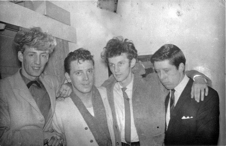 Gene & Rory Storm, Johnny Byrne & Chris Wayne Rory_s10
