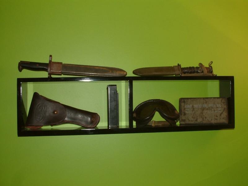 Collection Arnoldini : Collection d'épaulette troupe Dscf1021