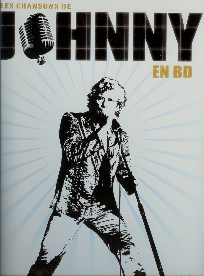 COFFRET DE CHANSONS DE JOHNNY EN BD Chanso11