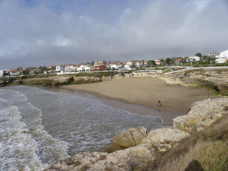 La côte et ses plages entre Royan et Nauzan par le GR4 Imgp5114