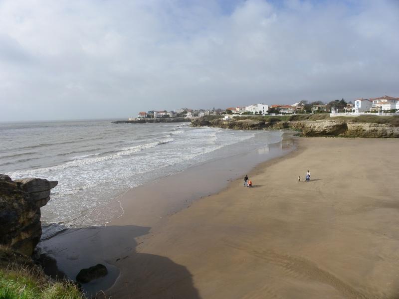 La côte et ses plages entre Royan et Nauzan par le GR4 Imgp5120