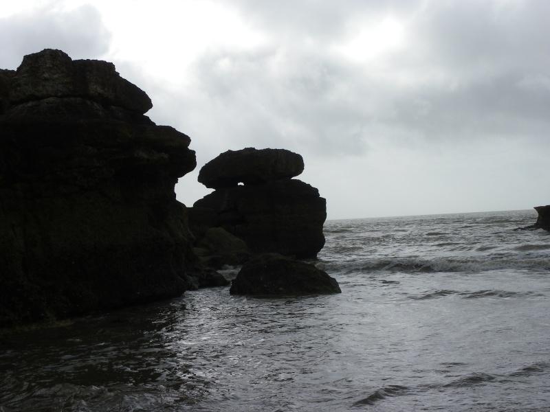 La côte et ses plages entre Royan et Nauzan par le GR4 Imgp5126