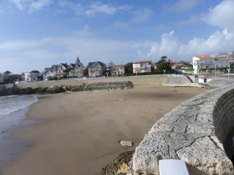 La côte et ses plages entre Royan et Nauzan par le GR4 Imgp5130