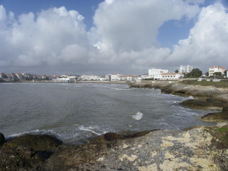 La côte et ses plages entre Royan et Nauzan par le GR4 Imgp5217