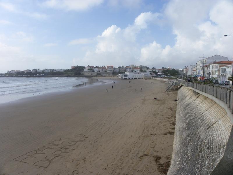 La côte et ses plages entre Royan et Nauzan par le GR4 Imgp5221
