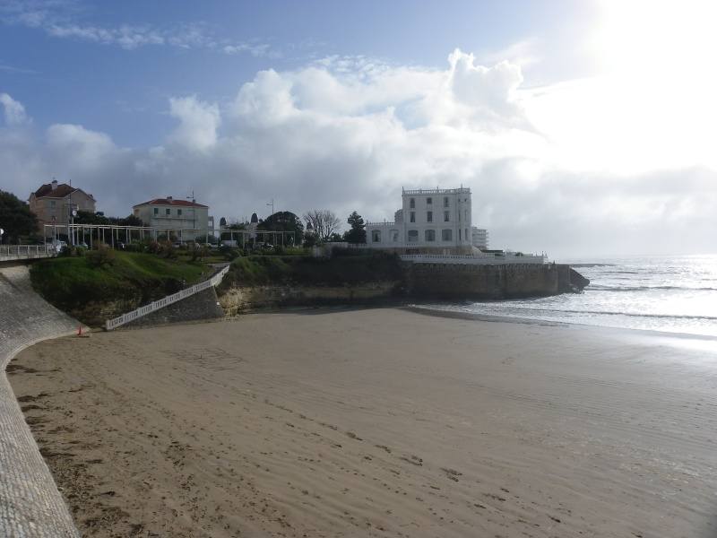La côte et ses plages entre Royan et Nauzan par le GR4 Imgp5225
