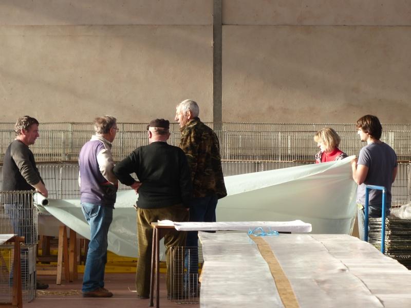 Exposition Nationale d'Aviculture : Rochefort 23 et 24 février 2013 P1230211