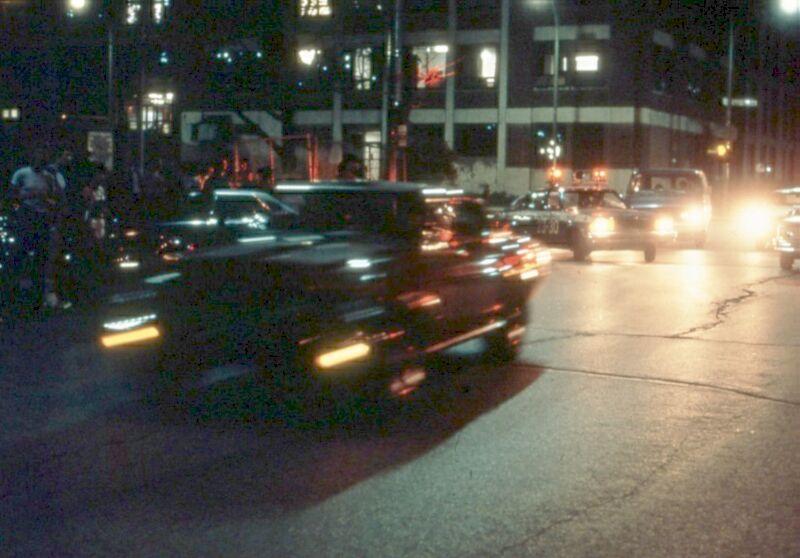 Montréal Mustang dans le temps! 1981 à aujourd'hui (Histoire en photos) 1981po10