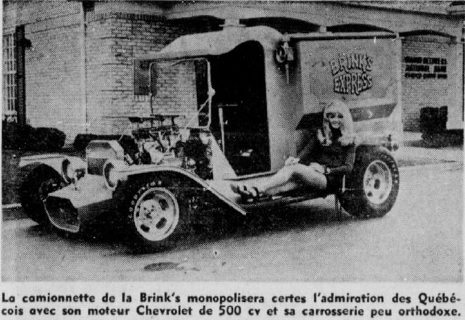 Salon Auto Sport Quebec 1974 5sauto10