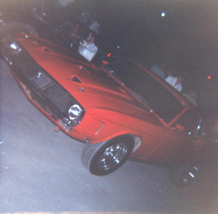 Montréal Mustang dans le temps! 1981 à aujourd'hui (Histoire en photos) 69shel10