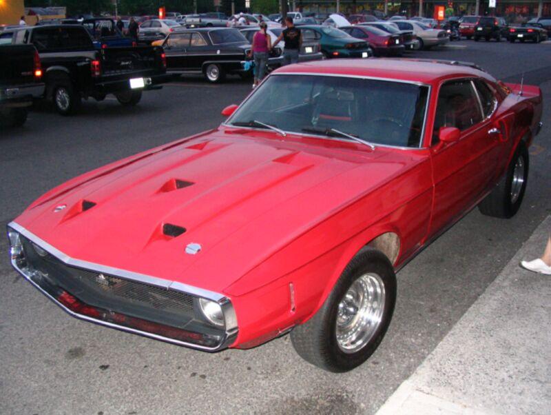 Montréal Mustang dans le temps! 1981 à aujourd'hui (Histoire en photos) Gt350_10