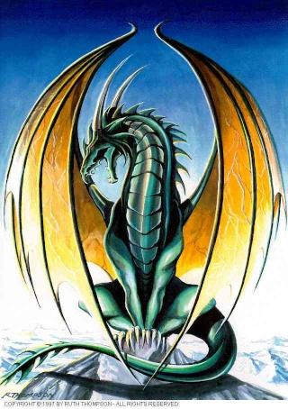 Regarde une feuille de personnage Dragon10
