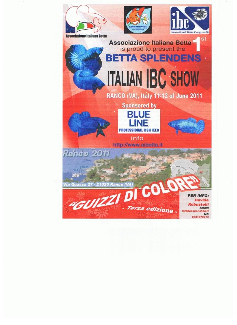 Ranco, Italie, Associazione Italiana Betta, 9-12.06.2011 00110